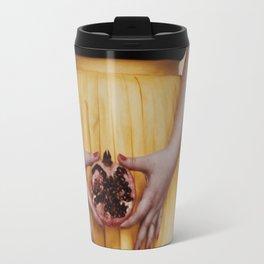 Punica granatum Travel Mug