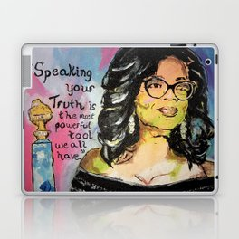Speak your Truth: Oprah Laptop & iPad Skin