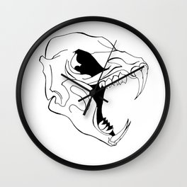 Year of the Rat Wall Clock