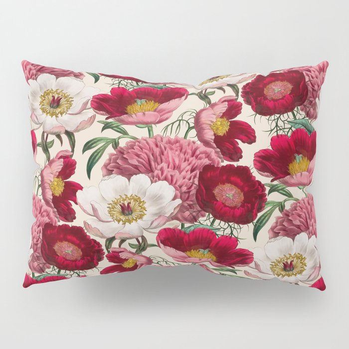 Flower garden Pillow Sham