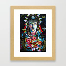 Brigette Yawn Framed Art Print