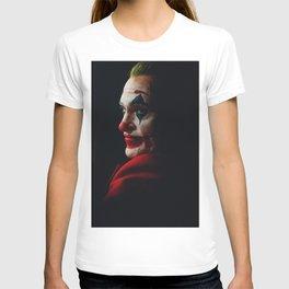 Joker Poster Fan Art Digital Photography T-shirt