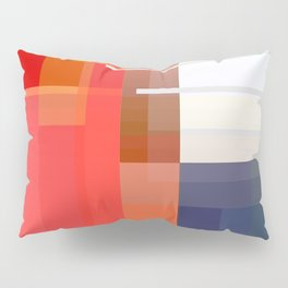 Abstract Composition 647 Pillow Sham