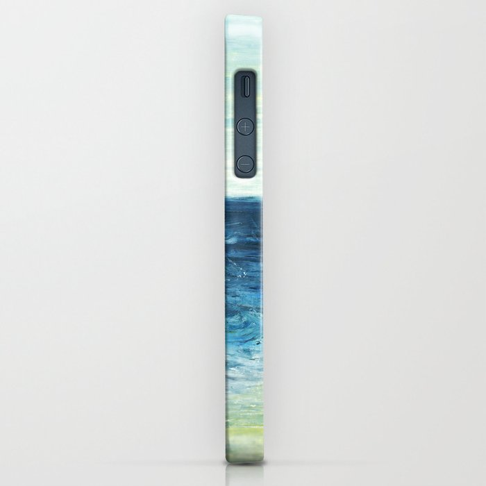 Horizon at the Baltic sea iPhone Case