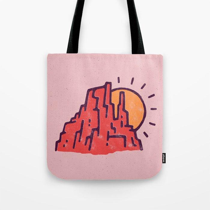 Utah Tote Bag