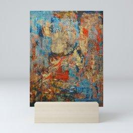 Mannaz - Runes Series Mini Art Print
