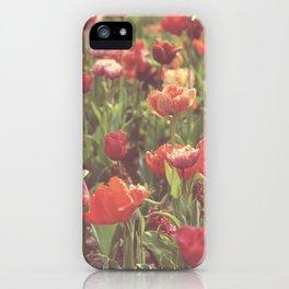 keukenhof blooms iPhone Case