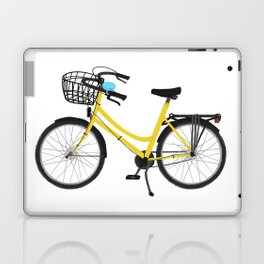 I want to ride my bicycle Laptop & iPad Skin