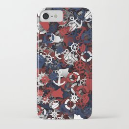 Nautical things iPhone Case