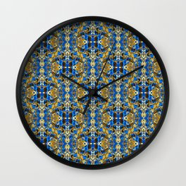 Chaotic moments in time.... Wall Clock