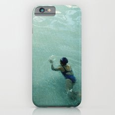 Lady in Swimming Pool 2 Slim Case iPhone 6s
