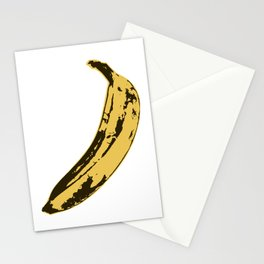 Banana Pop Art for Prints, Posters, Tshirts, Wall Art, Men, Women, Youth Stationery Cards