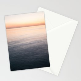 After The Sunset Stationery Cards