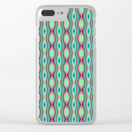 Pleasant excitement Clear iPhone Case