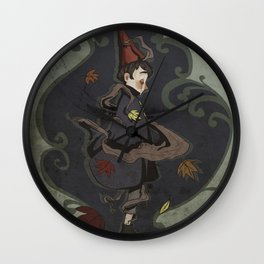 Wirt the pilgrim Wall Clock