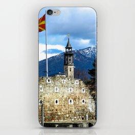 Prilep, Macedonia iPhone Skin