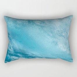 Pounding Waves Rectangular Pillow