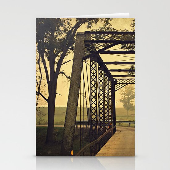 Country Bridge  Stationery Cards