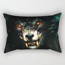 Beast Animal Rectangular Pillow