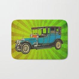 Vintage Car 02 Bath Mat
