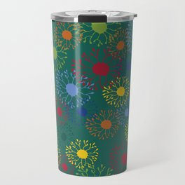 Ocean Pods Travel Mug