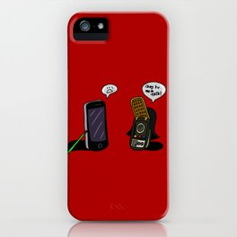 Soy tu mero tata iPhone Case