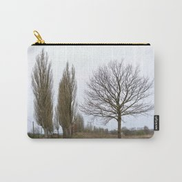 Road and trees 2 Carry-All Pouch