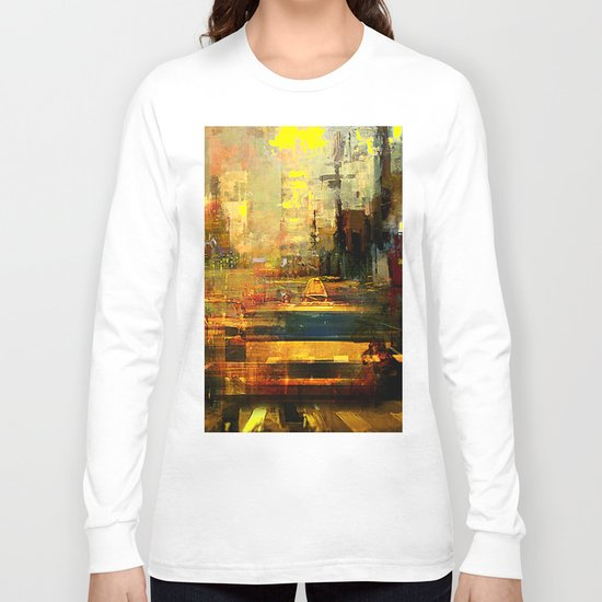 hot afternoon Long Sleeve T-shirt