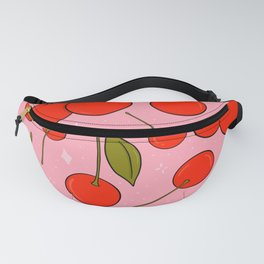 Cherries on Top Fanny Pack