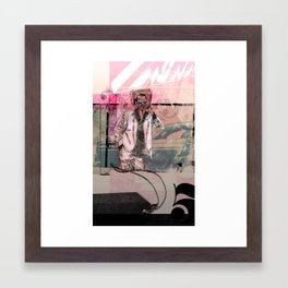 PLANNED OBSOLESCENCE Framed Art Print