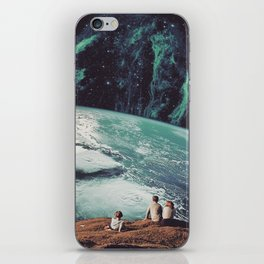 Astronomical Limits II iPhone Skin