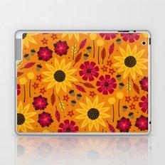 Fall is in th Air Laptop & iPad Skin