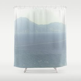 Naples Shower Curtain