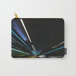 Traffic in warp speed2 Carry-All Pouch
