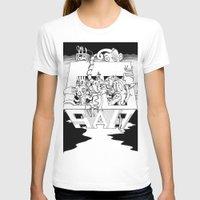 salt water T-shirts featuring Salt by Joshua Flinn