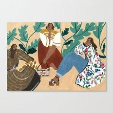 Tory Burch Pre-Fall 17 Canvas Print