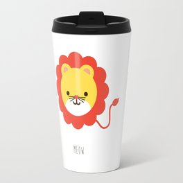 Meow Travel Mug