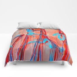 Aerial Quartet Comforters