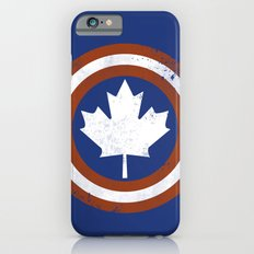 Captain Canada iPhone 6s Slim Case