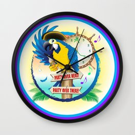 It's 5:00 Somewhere Wall Clock