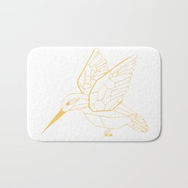 Kingfisher Butterscotch Bath Mat