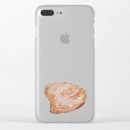 Sfogliatella Clear iPhone Case