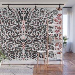 Semi Wall Mural