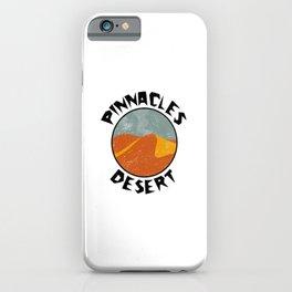 Pinnacles Desert  TShirt Deserts Shirt Sand Dune Gift Idea iPhone Case