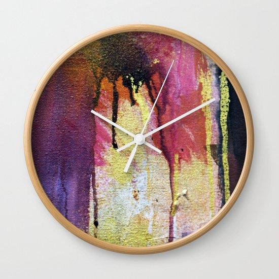 Storm on the Horizon Wall Clock