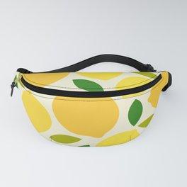Lemon Fanny Pack