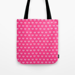 Small hearts Tote Bag
