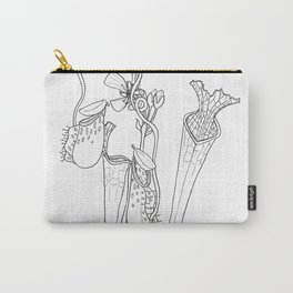 Carnivorous I Carry-All Pouch