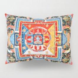 Mandala Buddhist 6 Pillow Sham