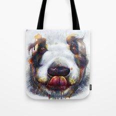 Sweet Panda Tote Bag